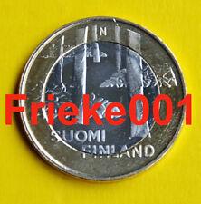 Finland - Finlande - 5 euro 2013 unc.(Satakunta)