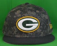 New Era 59Fifty Mens NFL Green Bay Packers Fitted Cap Hat 7, 7 1/8