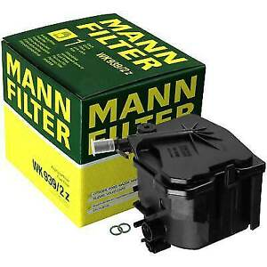 Mann-filter Fuel filter WK939/2 fits Peugeot 307 3A/C 1.6 HDi 110