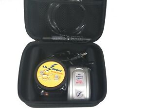 Deluxe Vacuum Brake Bleeder Kit by Air Zapper™- Lightning Fast and Hands Free