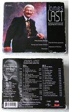 JAMES LAST International Super Hits / 50 Titel .. 2000 Polydor Box mit 3 CD TOP
