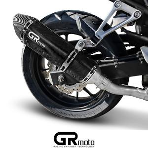 Exhaust for Honda CB500 F / CB500 X / CBR500 R 13 - 21 GRmoto Muffler Carbon