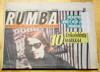 Finnish RUMBA Magazine 22 / 1992 : SUZANNE VEGA Cover -  Neil Young , ...