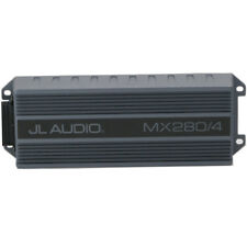 *NEW* JL AUDIO MX280/4 280W MX SERIES CLASS-D 4-CHANNEL POWERSPORT AMPLIFIER