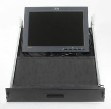 New IBM Flat Panel Monitor Console Kit 2U 15'' TFT Without Keyboard 1723-2NX
