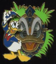 Disney Character Masks Tiki Donald Duck Disney Pin 41235