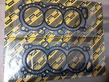 2X HOLDEN RODEO ISUZU V6 3.5 24V 6VE1 DOHC Head Gaskets in MULTI-LAYERED STEEL