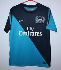 Arsenal England away shirt 11/12 Nike KIDS Size XL