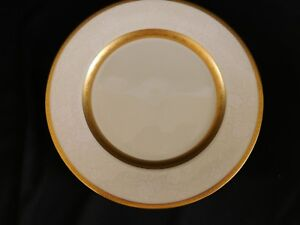 Mikasa Antique Lace SALAD PLATE have more items to set -cream