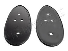 "Tail-Light Pads, 3-5/8""W x 9-5/8""L, Pair R&L, Fits:1955-1957 Jaguar XK140"