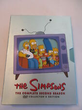 The Simpsons - The Complete First Season (DVD, 2001, 3-Disc Set, Collectors E...