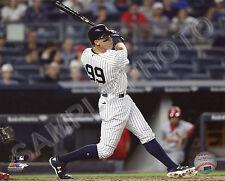 Aaron Judge 2017 New York NY Yankees Action 8x10 Photo