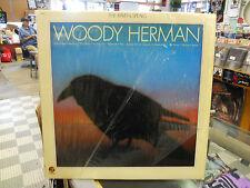 WOODY HERMAN THE RAVEN SPEAKS USED LP FANTASY 9416 VG++