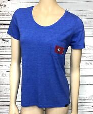 North Face Women's Blue TShirt Size Small Tennessee Never Stop Exploring