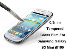 Premium Tempered Glass Screen Protector Film for Samsung Galaxy S3 Mini i8190