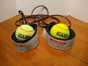 Hit A Way Tennis Pro Performance Sports Hit A Way As Seen On TV Practice 2 Balls