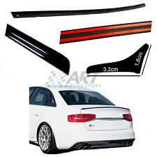 Aleron para Audi A4 B8 2008-2015 alerón spoiler en poliuretano adhesivo 3M
