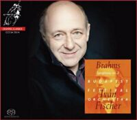 Ivan Fischer - Brahms: Symphony no. 2; Tragic Overture; Academic [CD]