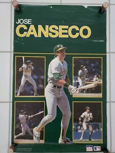 Jose Canseco Oakland As Starline Poster 1988