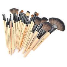MAKE-UP FOR YOU 24 * wood color makeup brush set Brush make-up tools PK