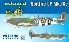 Eduard Weekend Edition 1:48 Spitfire LF Mk.IXc Aircraft Model Kit
