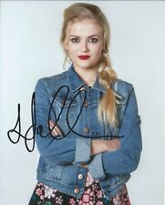 Lucy Fallon autograph - signed photo - Coronation Street - Corrie