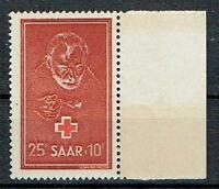 Saarland MiNr. 292  postfrisch **