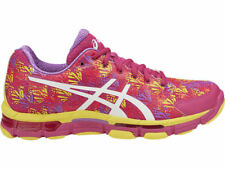 SPECIAL $$$ Asics Gel Netburner Professional 13 Womens Netball Shoes (B) (1901)