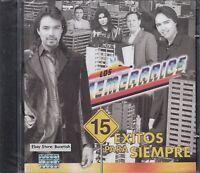 Los Temerarios 15 Exitos Para Siempre  CD Nuevo Sealed