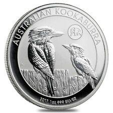 2017 1 oz Silver Australian Kookaburra Panda Privy Perth Mint .999 Mint Fresh !!