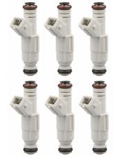 NEW Set (6) 36lb Fuel Injectors fits Buick Pontiac 3.8 Super 0280155811