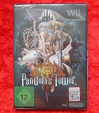Pandora´s Tower, Nintendo Wii Spiel, Neu, deutsche Version