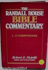 THE RANDALL HOUSE BIBLE COMMENTARY 1 2 Corinthians Robert E Picirilli Biblica di
