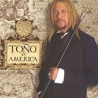 VICO C ~ Tono en America (CD 2002)   BRAND NEW FACTORY SEALED CD