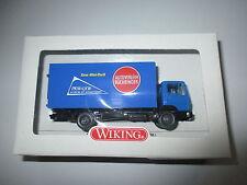 """Wiking:Koffer LKW MB 814 """"Autoverleih Buchbinder""""   (SSK21)"""