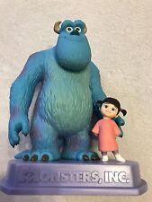 Monsters Inc University Disney Sulley & Boo Japan Import Sega Vinyl Statue