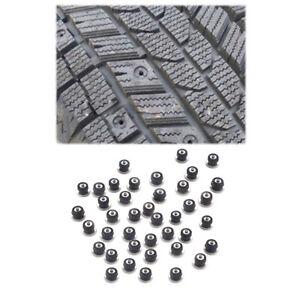 Cleats Tire Plastic sleeve Stud Screws Snow Chains Spikes Wheel Car/Truck 100pcs