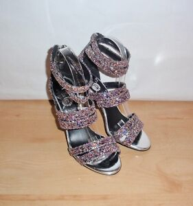BNIB Red or Dead ladies CANDY JANE glitter heeled shoes - various sizes
