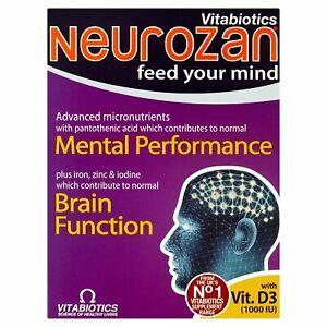 Neurozan Tablets - 30tabs