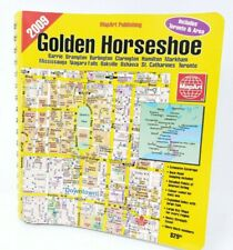 MapArt Golden Horseshoe Map Area Guide Book 2009