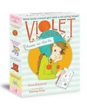 Violet Mackerel's Outside-the-Box Set: Violet Mackerel's Brilliant Plot, Violet