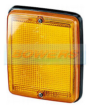 HELLA AMBER ORANGE INDICATOR LIGHT/LAMP BUS/COACH VOLVO MERCEDES NEOPLAN DAF MAN