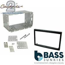 Connects2 CT23PE01A Peugeot 307SW 2002 On Car Stereo Double Din Fascia Plates