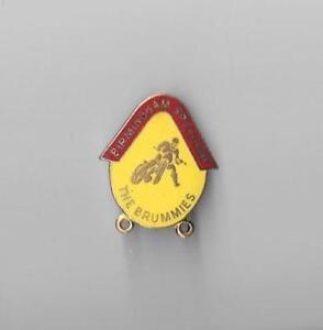 Birmingham 1977 Speedway Badge