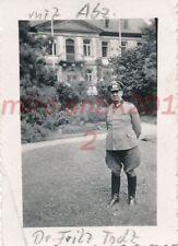 Foto, Organisation Todt, Portrait Dr. Fritz Todt? ; 5026-246