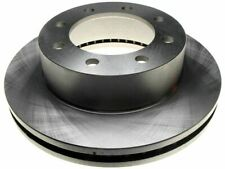 Front Brake Rotor For 05-12 Ford F250 Super Duty F350 4WD WZ59V5