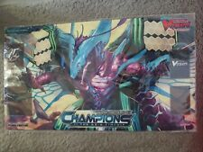 Vanguard Extra Booster 02 Champions Of The Asian Circuit Playmat new