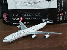 1/400 Phoenix TURKISH AIRLINES A340-300 TC-JDL STAR ALLIANCE