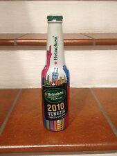 """Heineken:Bottiglie""""Jammin' Festival 2010""""Bottiglia Wrapp. con collo Bianco:LEGGI"""