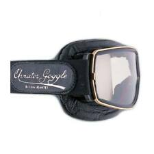 Aviator Pilot Goggles By Leon Jeantet T3 - Black / Gold
